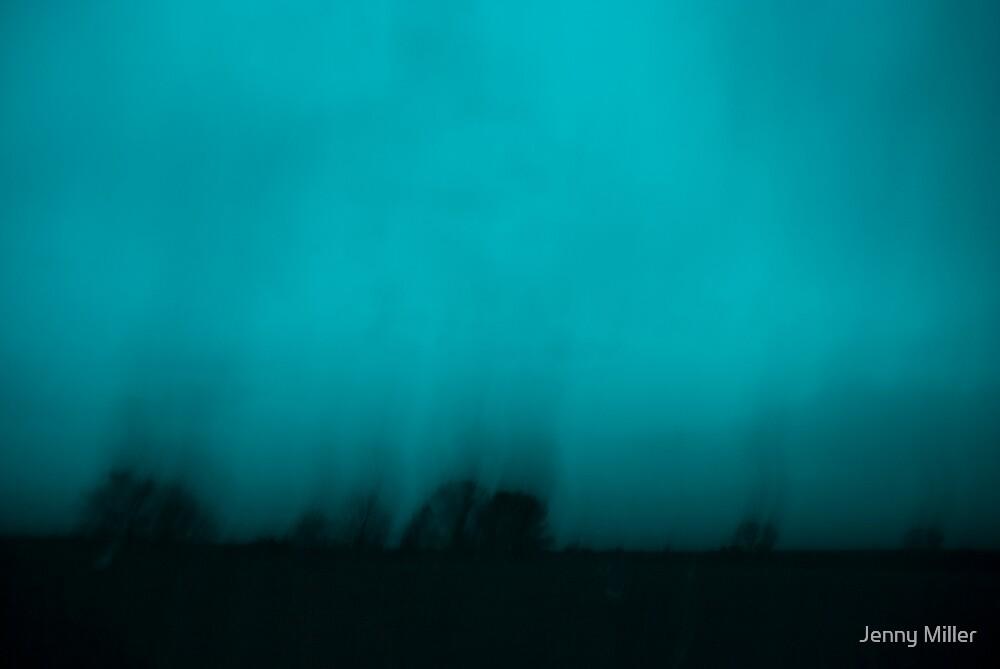 Night Falls by Jenny Miller