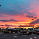 Fire In The Sky by robcaddy