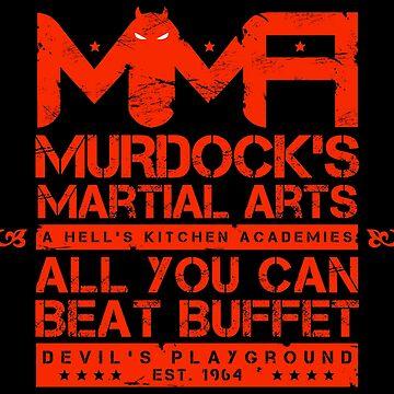 MMA - Murdock's Martial Arts (V05 - The LONG story) by coldbludd