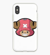 chopper one piece iPhone Case