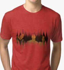 The Cribs Tri-blend T-Shirt