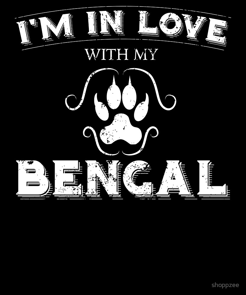 My Anti Valentine Bengal Cool Cat Owner Shirt by shoppzee