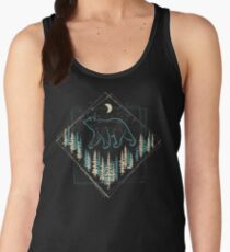The Heaven's Wild Bear Women's Tank Top