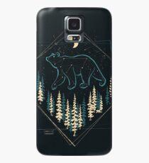 The Heaven's Wild Bear Case/Skin for Samsung Galaxy