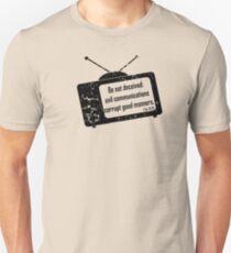 1CORINTHIANS 15:33  Bad Company  Unisex T-Shirt
