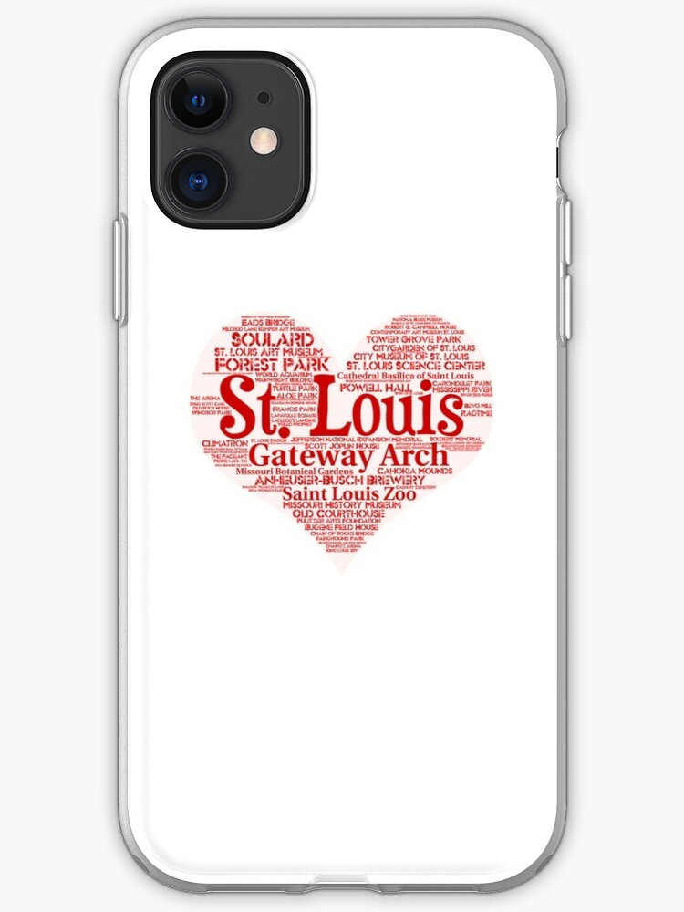 In the Heart of the City iPhone 11 case