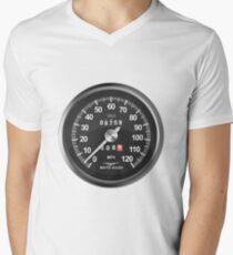 Speedometer Men's V-Neck T-Shirt