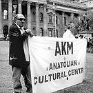 Anatolian Protestors by Andrew  Makowiecki