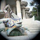 Gaudi's Lizard by Melissa Ramirez