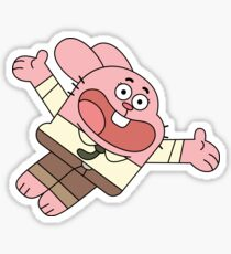 Richard Watterson Sticker