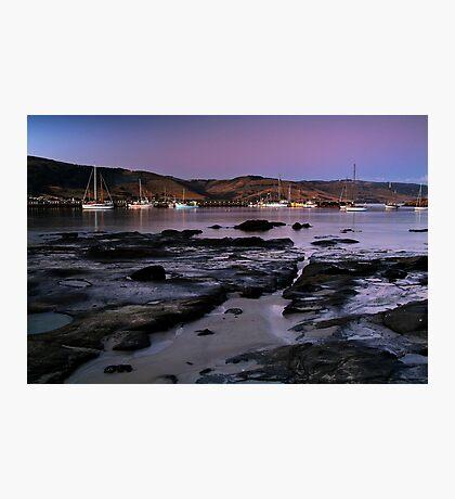 Twilight Apollo Bay Photographic Print