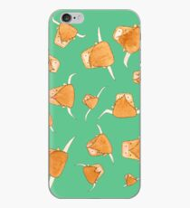 Fluffy Cows iPhone Case