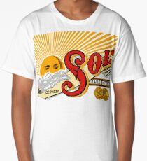 CERVEZA SOL Long T-Shirt