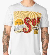 CERVEZA SOL Men's Premium T-Shirt