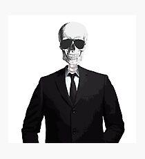 Skeleton Suit Photographic Print