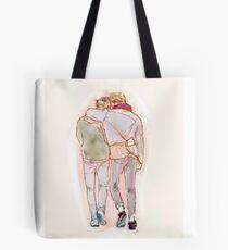 ISAK OG EVEN  Tote Bag