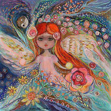 My little fairy Yang by ElenaKotliarker