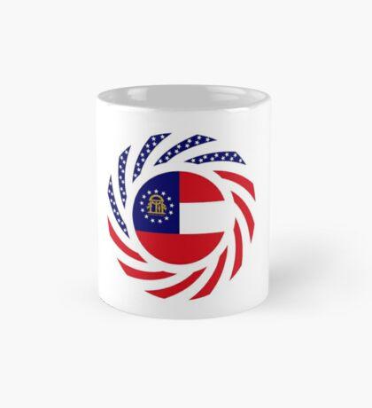 Georgian Murican Patriot Flag Series Mug