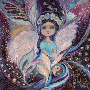 My little fairy Yin by ElenaKotliarker
