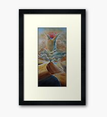 Dune - 'Thopter in Trouble Framed Print