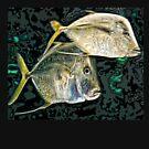 Foil Fish by Ann E.  Chapman