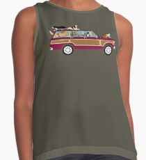 Wags in a Waggy Contrast Tank