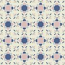 Pastel Tile  by caligrafica