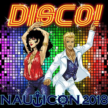 NAUTICON 2018 - DISCO! by Nauticon-Store
