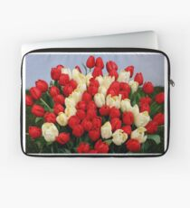 Tulip Bouquet 75 Years Laptop Sleeve
