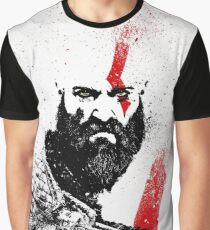 Kratos (God of War) Graphic T-Shirt