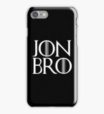Jon Bro iPhone Case/Skin