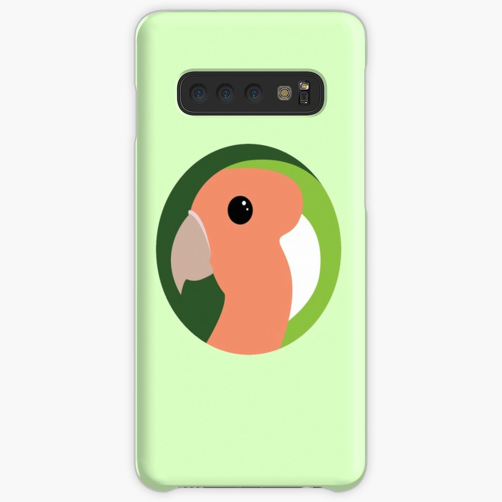 Lovey Dovey Lovebird Case & Skin for Samsung Galaxy