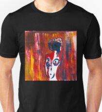 la belle oil stick version Unisex T-Shirt