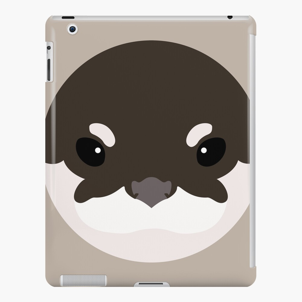 Asian Small-Clawed Otter iPad Case & Skin