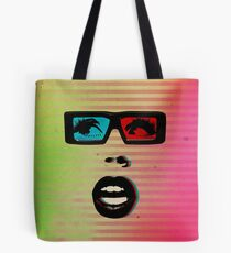 Color Chaos Collection -- 3D Tote Bag