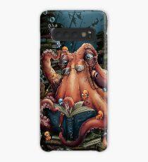 Grandpa Octopus Case/Skin for Samsung Galaxy
