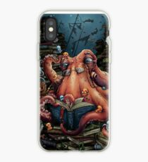 Grandpa Octopus iPhone Case