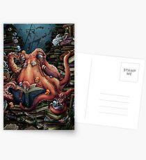 Grandpa Octopus Postcards