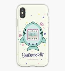 Sharkagotchi: Great White Shark iPhone Case
