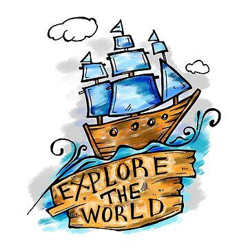 Explore the World by rafo