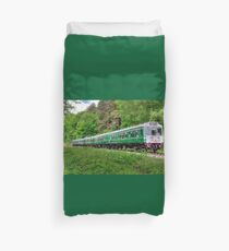 Daisy the Railcar Duvet Cover