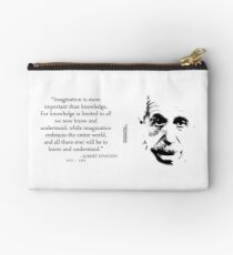 Bolso de mano Albert Einstein Imagination