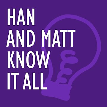 Han and Matt Logo Purple by hannahandmatt