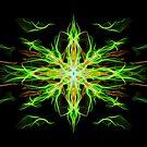 Energetic Geometry- Earth Element by Leah McNeir