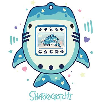 Sharkagotchi: Whale Shark by bytesizetreas
