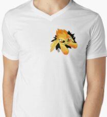 SpitFire Breaks the Fourth Wall! Men's V-Neck T-Shirt