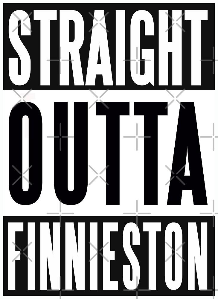 Straight Outta Finnieston Glasgow by Jay Holl