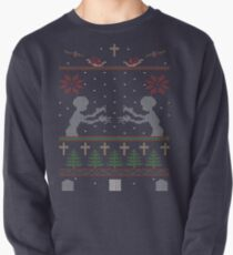UGLY BUFFY CHRISTMAS SWEATER Pullover