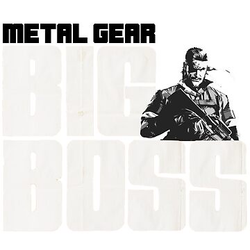 Big Boss by apollocreed