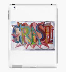 Crash! iPad Case/Skin